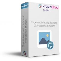 Module gratuit Prestashop Régénération des images