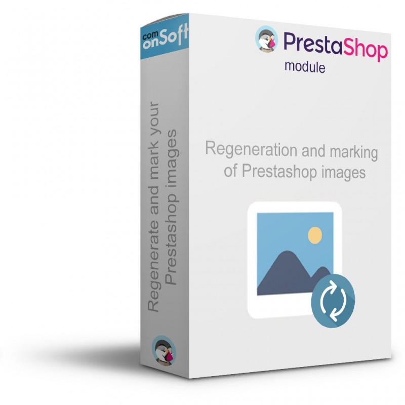 Free module Prestashop Regeneration of images