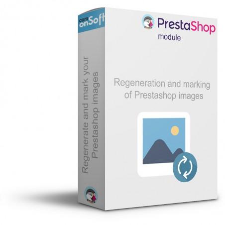 Free module Prestashop Regeneration of images