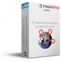 Registar IP de encomendas e...