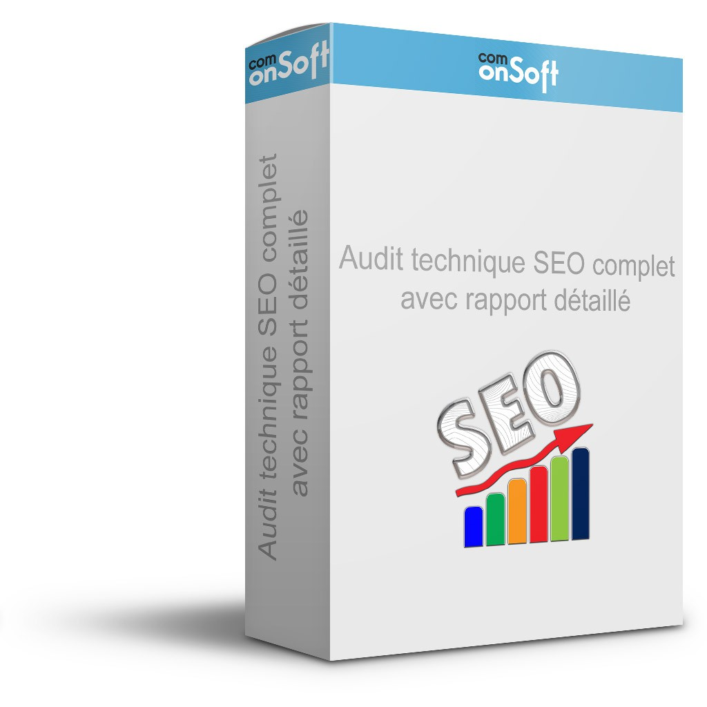 Complete SEO technical audit, optimize the SEO of your website