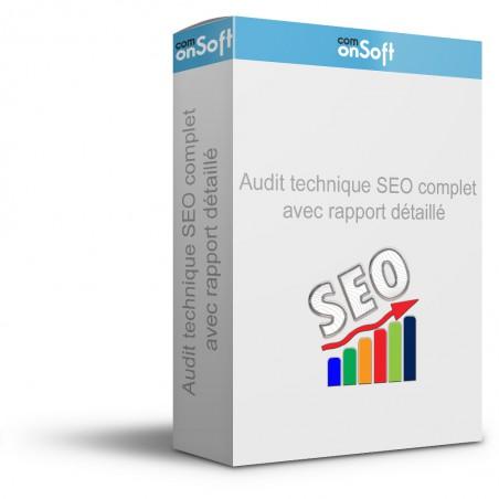 Audit technique SEO complet, optimisez le référencement de votre site internet